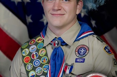 Florian Soars to his Eagle Scout